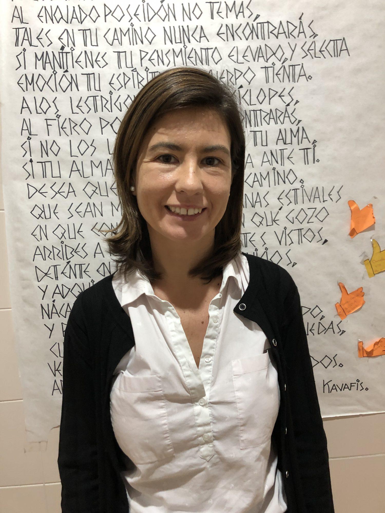 Laura Chamarro