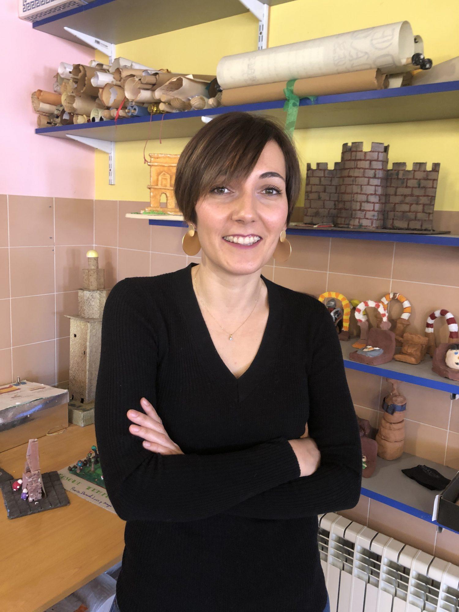 María Revilla