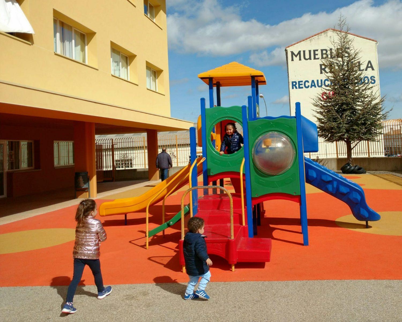 patio infantil