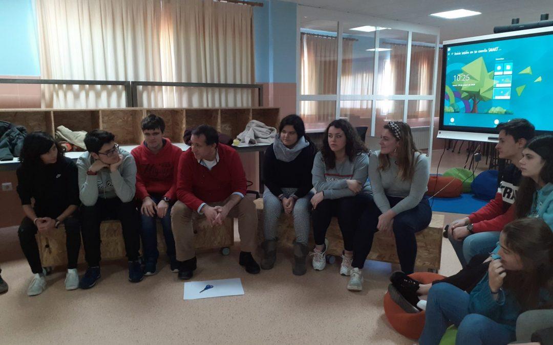 Jornada de convivencia para los alumnos de Secundaria y Bachillerato