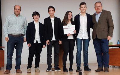 Los alumnos de Secundaria ganan la fase provincial de la «Liga Debate»