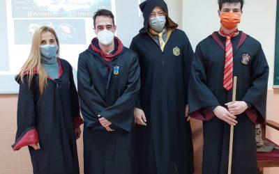 "Proyecto interdisciplinar ""Hogwarts Legacy"""