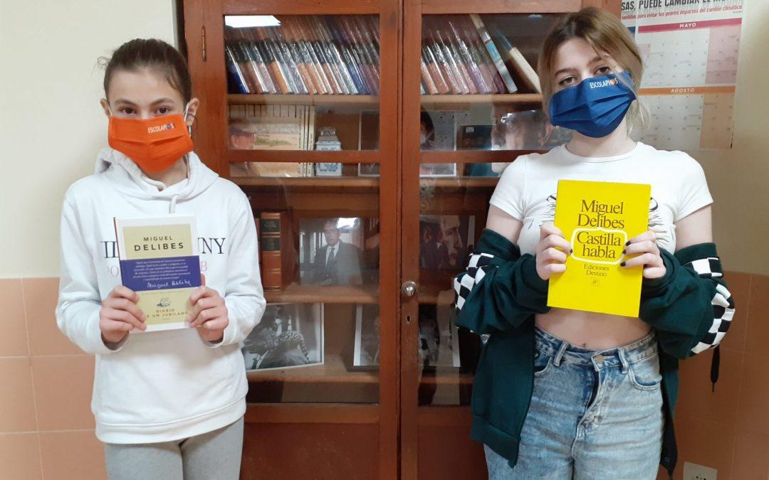 Ganadoras individuales del Certamen de Lectura en Público