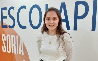Patricia Rupérez gana el Premio Extraordinario de Bachillerato